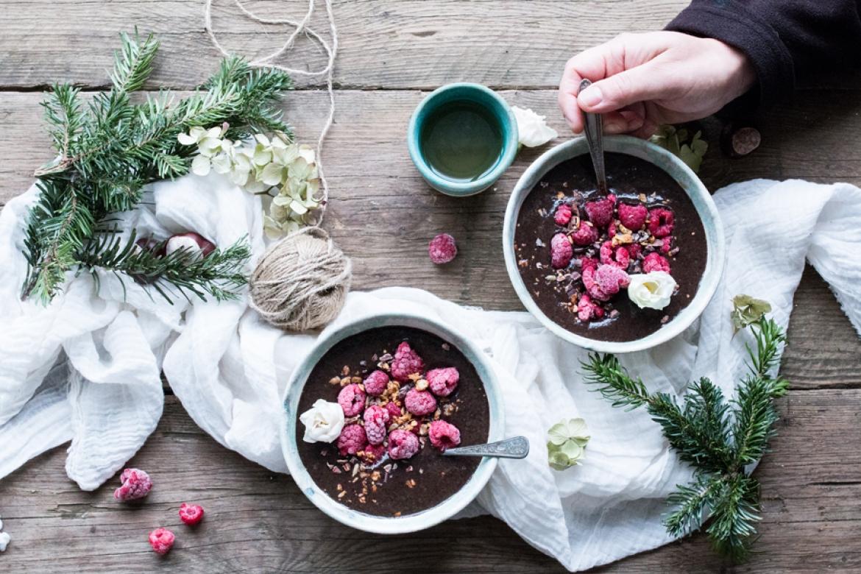 Vegan Green Smoothie - The Little Plantation