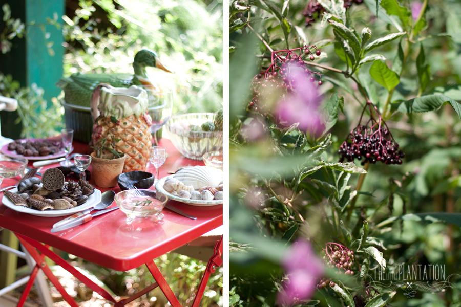 restaurant review of Le Jardins des Sambucs - The Little Plantation