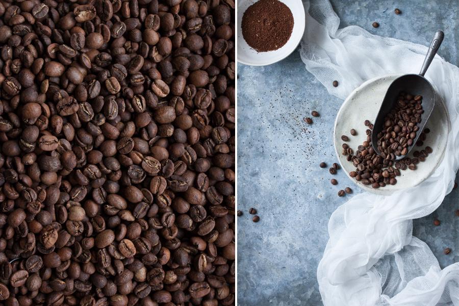 vegan Malawi coffee ice cream recipe - The Little Plantation
