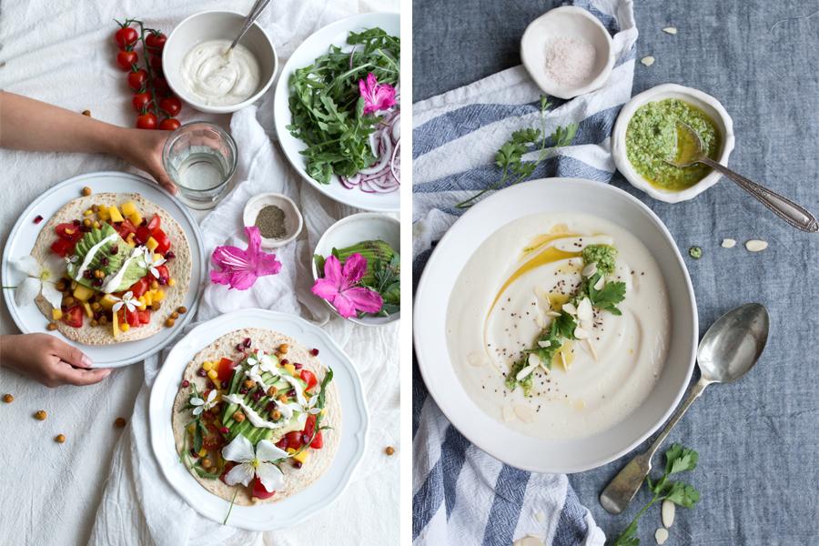 Food Photography Backdrops - The Little Plantation
