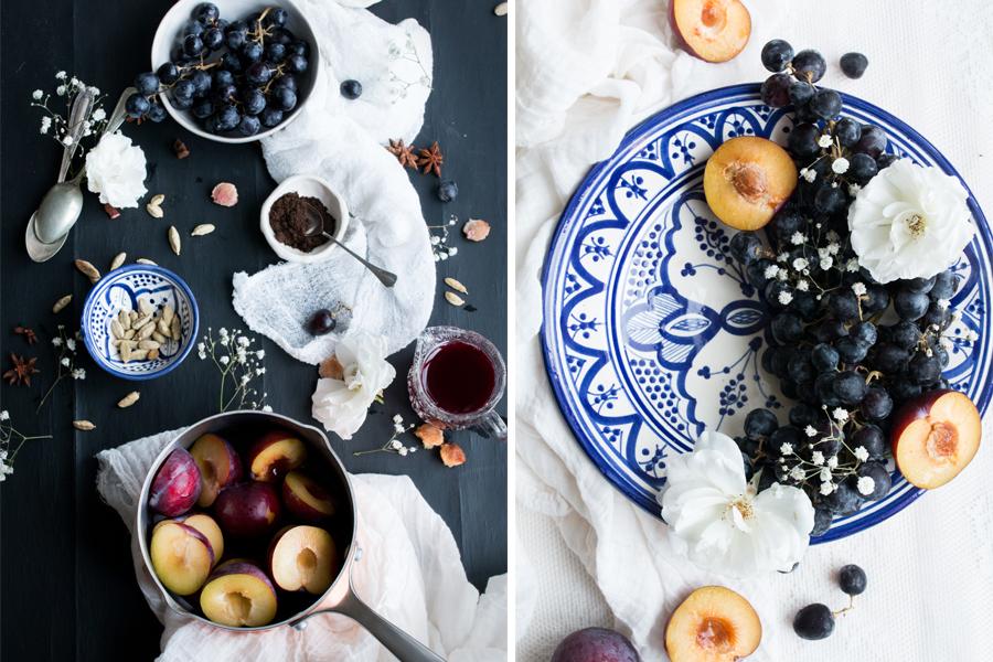 How to make vegan buckwheat porridge - The Little Plantation