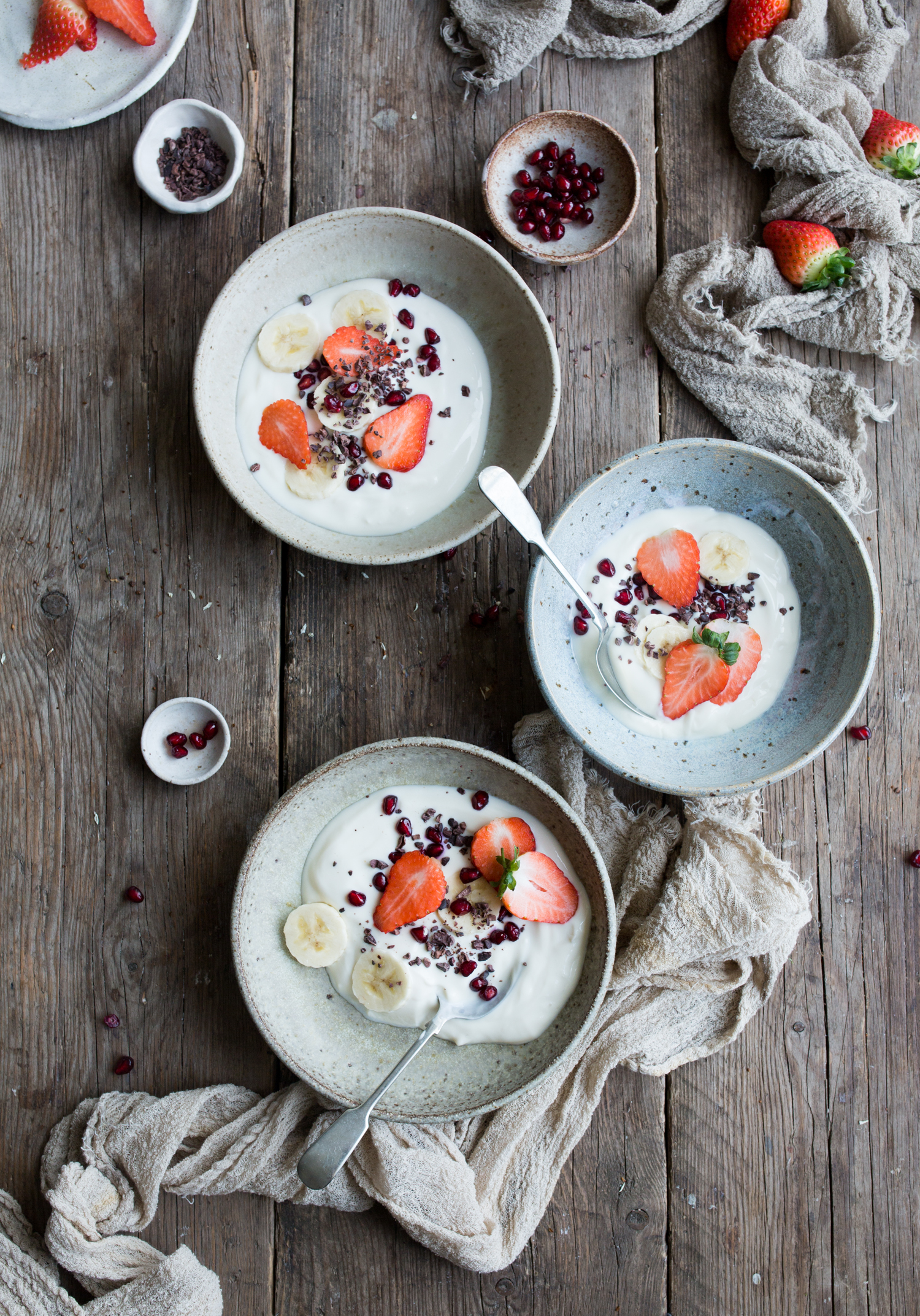 What happens at a London food styling course