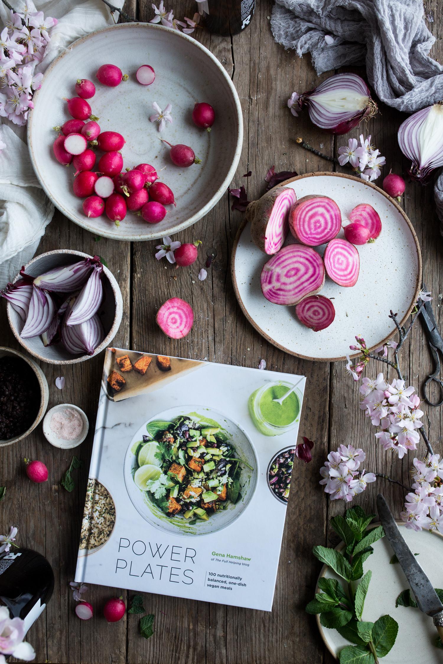 Vegan protein lentil salad recipe