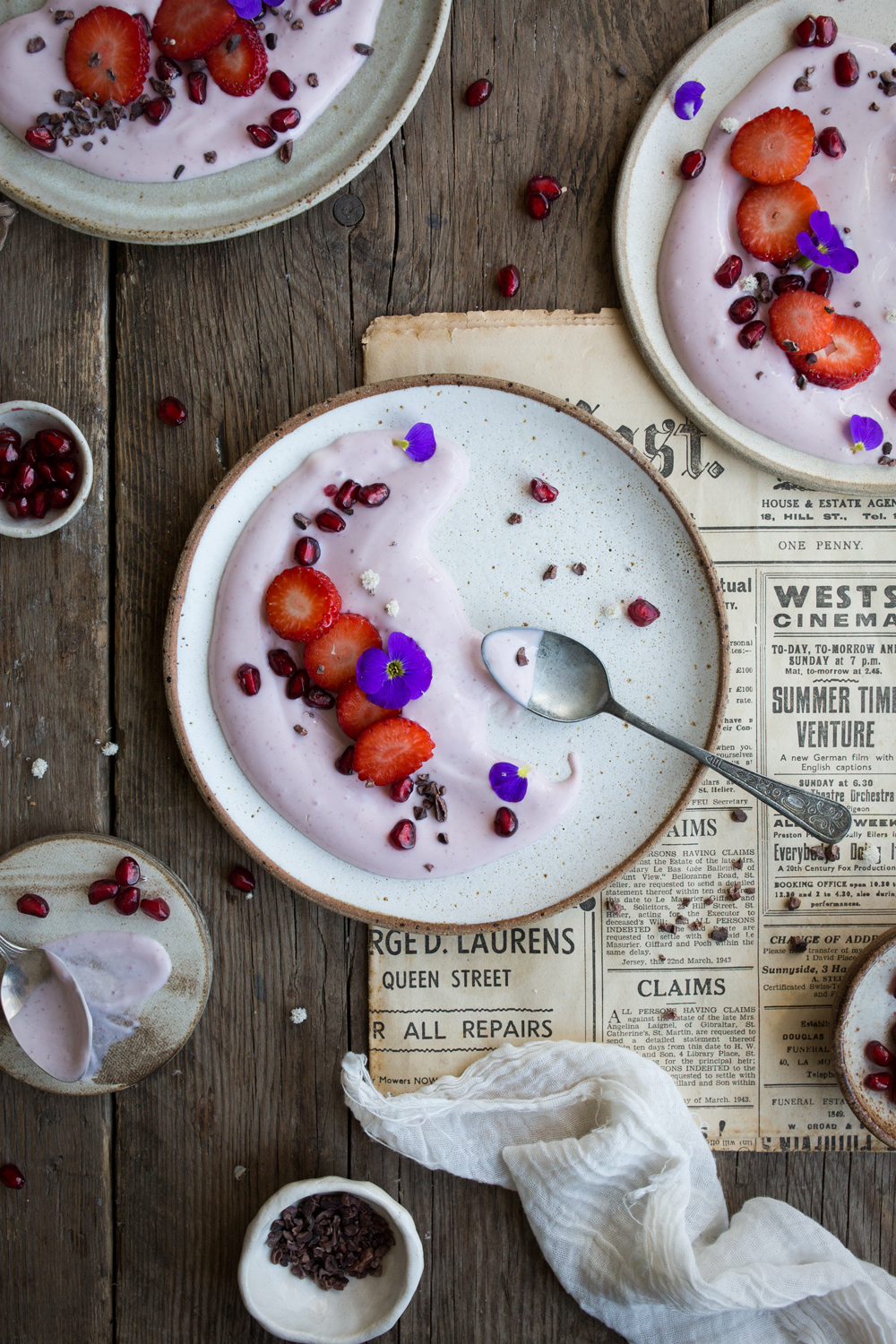 Find an on-line food photography, food styling and visual story telling course - The Little Plantation