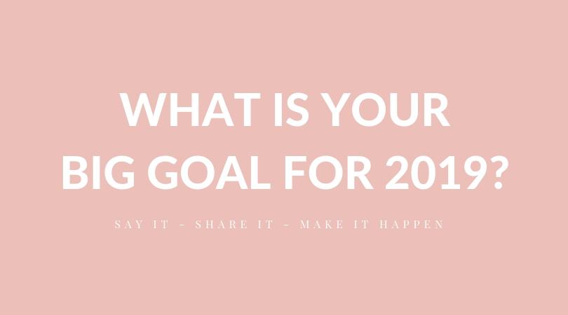 Goal setting for food blogger - The little plantation blog