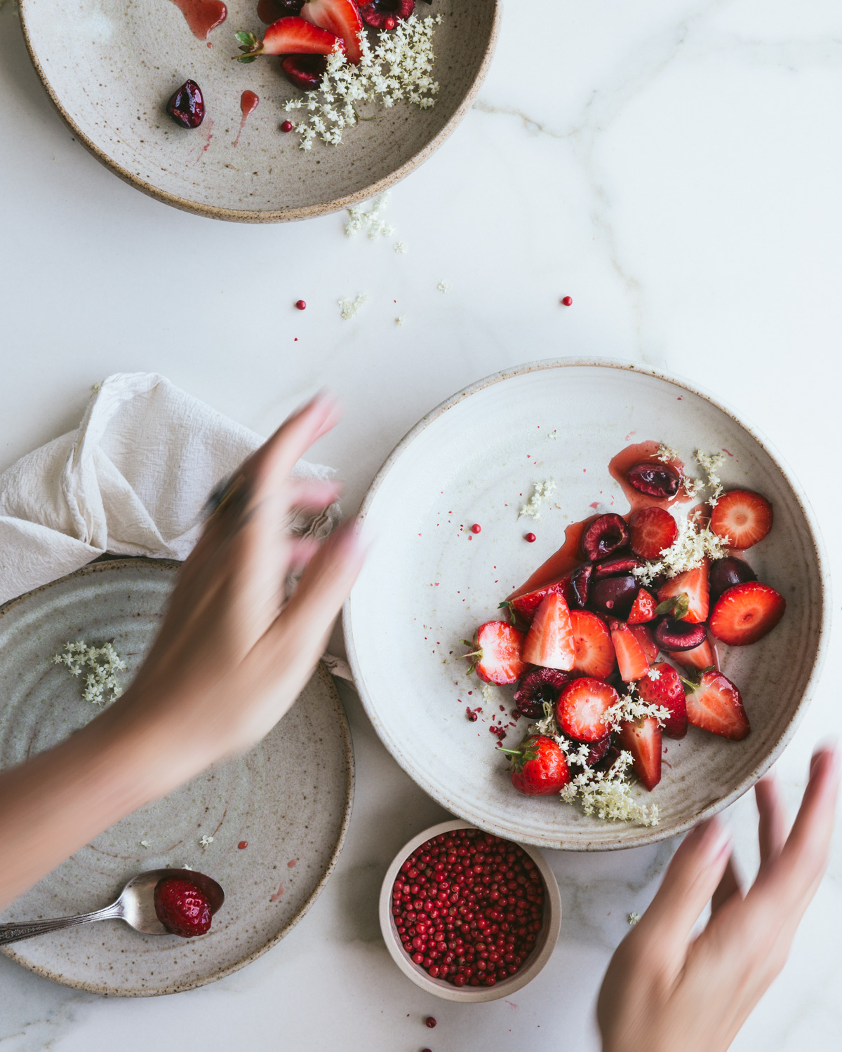 London food styling and cake styling course, learn the art of food photography