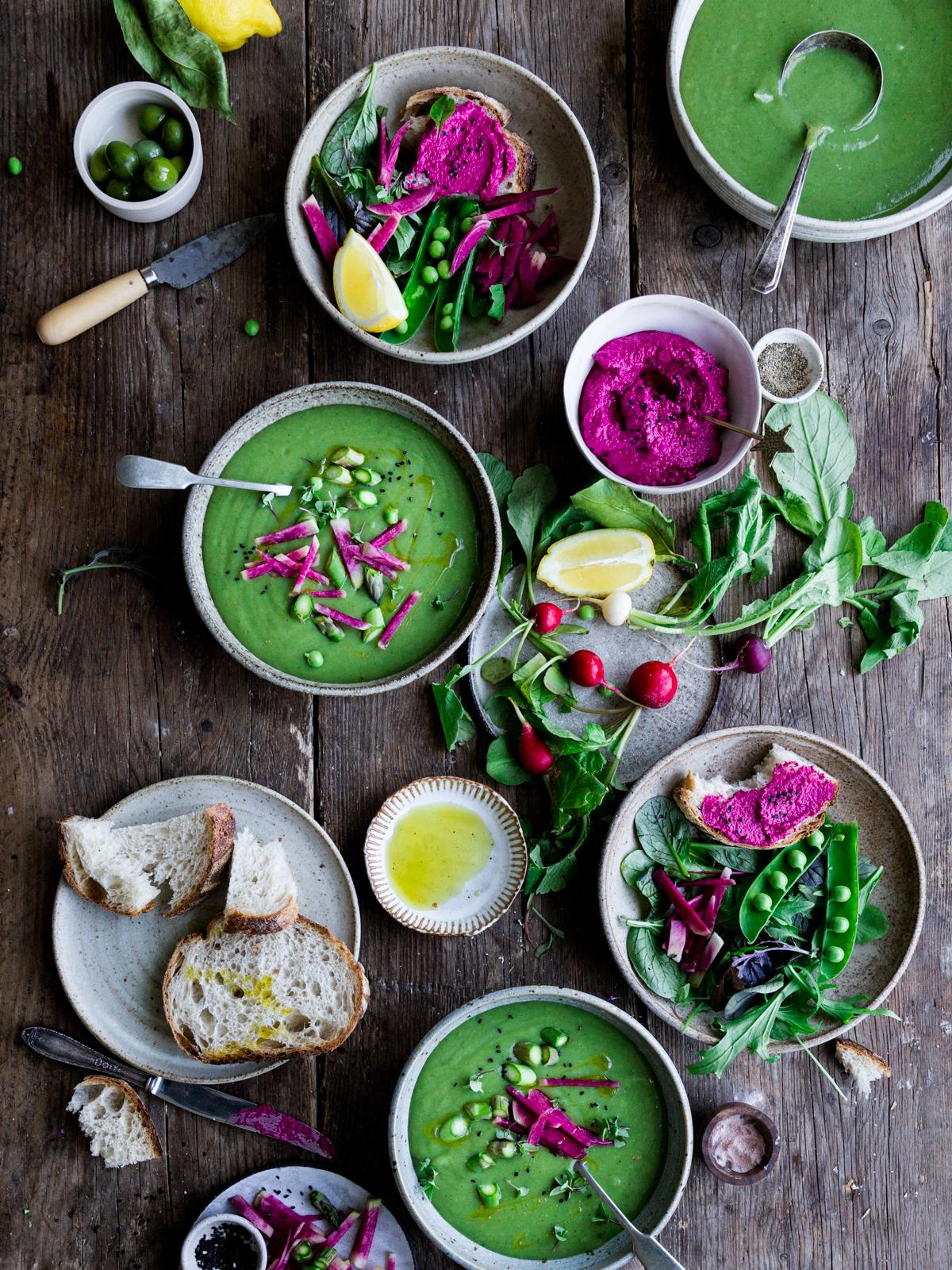 Free instagram Autumn food photo challenge - The Little Plantation