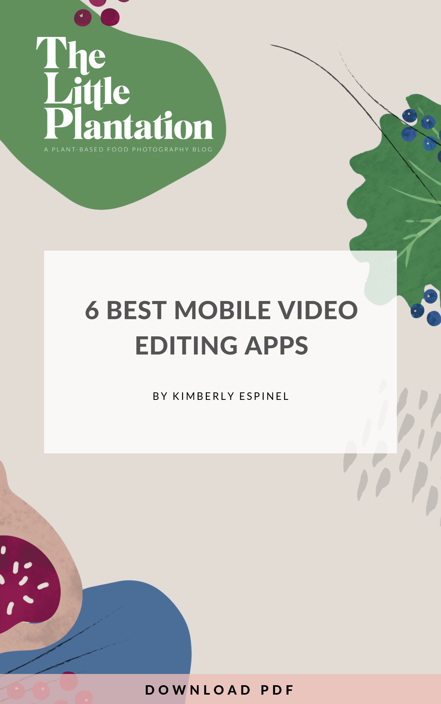 6 best video editing apps for mobile
