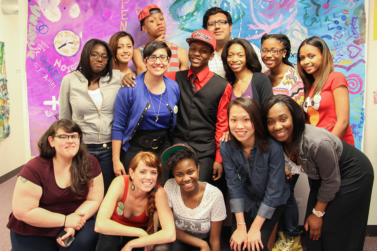 Youth Education - Performance-based Workshops + Peer-led Workshops + Residencies