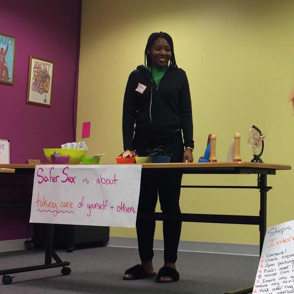 Imani, Youth Educator