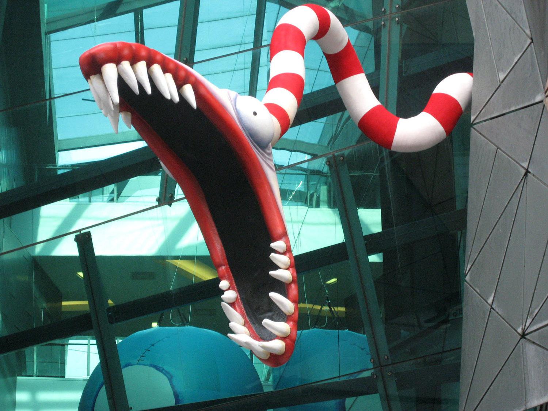 Tim Burton Monsters