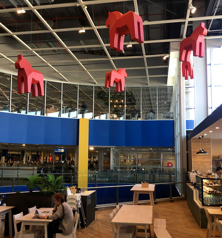 IKEA Dala Horses