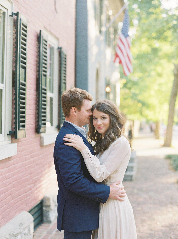 Lexington Kentucky Film Engagement Session Laura Bodnar Photography Nashville Wedding Photographer Film Photography_0006.jpg
