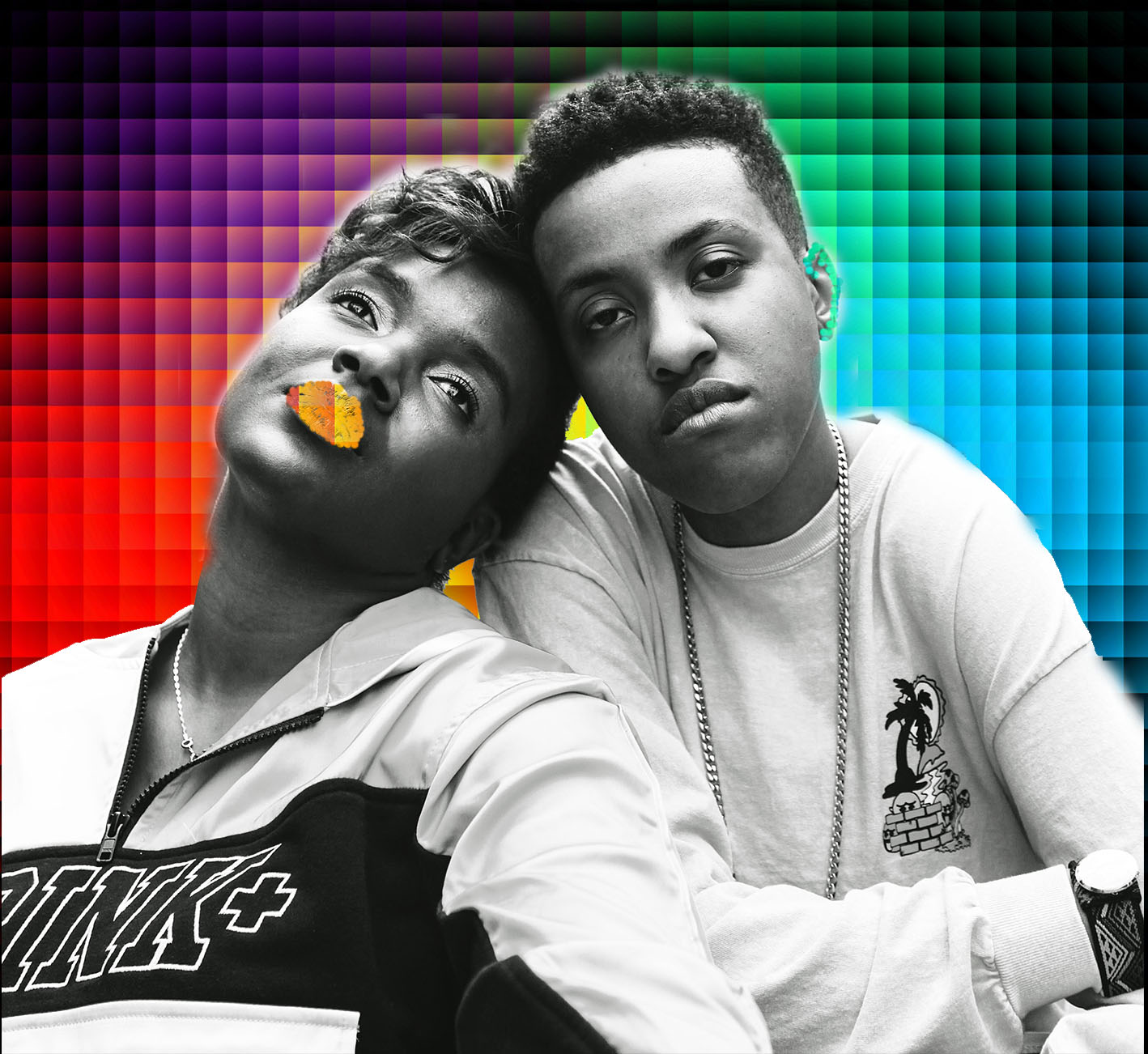 "TRP.P (pronounced ""trippy"") is a Toronto band breaking barriers on the Hip-Hop/R&B scene. Composed of Truss (producer, singer/songwriter) and Phoenix Pagliacci (singer/songwriter), the dynamic duo began their collective artistry in the summer of 2017. In October of the same year, they released their self-titled debut EP. Since then, they have been unstoppable.  TRP.P has made their mark in Toronto as a group to know. In 2018, NOW Magazine listed them among the list of Must See acts performing at Toronto Pride. Dubbing themselves ""The Pete Rock & C.L. Smooth of R&B"", Truss and Phoenix have an undeniable chemistry that is both relatable and infectious. The two have performed across North America, opening for heavy hitters like Oakland songstress Kehlani and Baltimore soulbird Mumu Fresh. Their new EP, 2TRP.P, is set for release in September 2019."