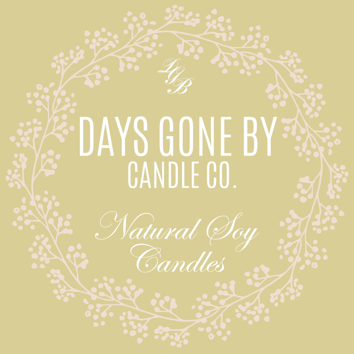 DAYS GONE BY CANDLE CO