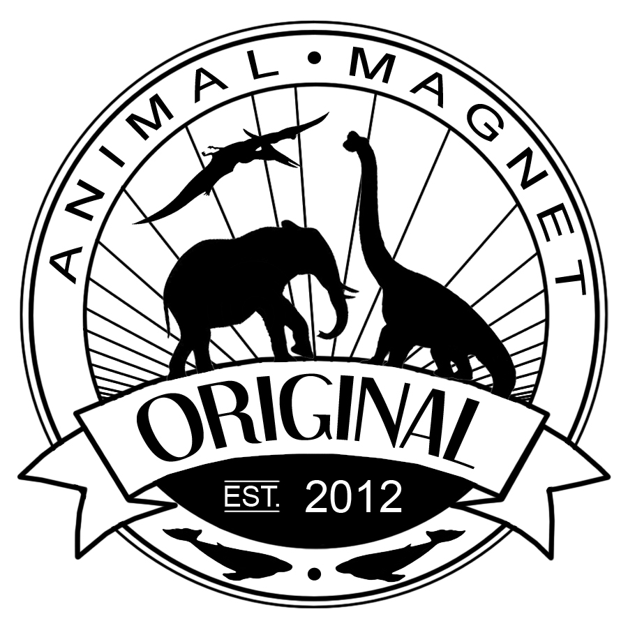 ORIGINAL ANIMAL MAGNET