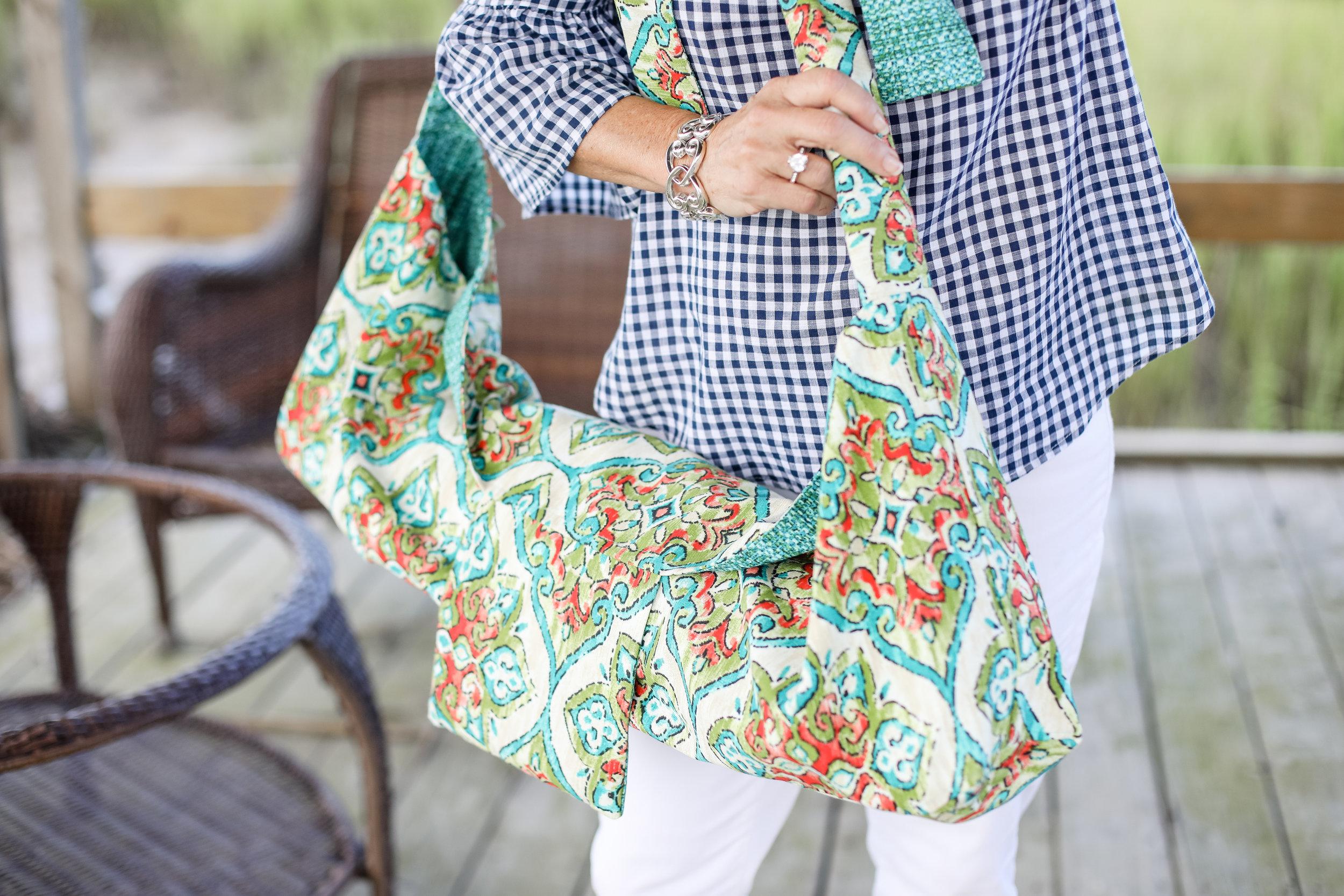 Yoga Mat Bag Bartique Designs St. Simons Island, GA Omcore Yoga Brunswick Photographer