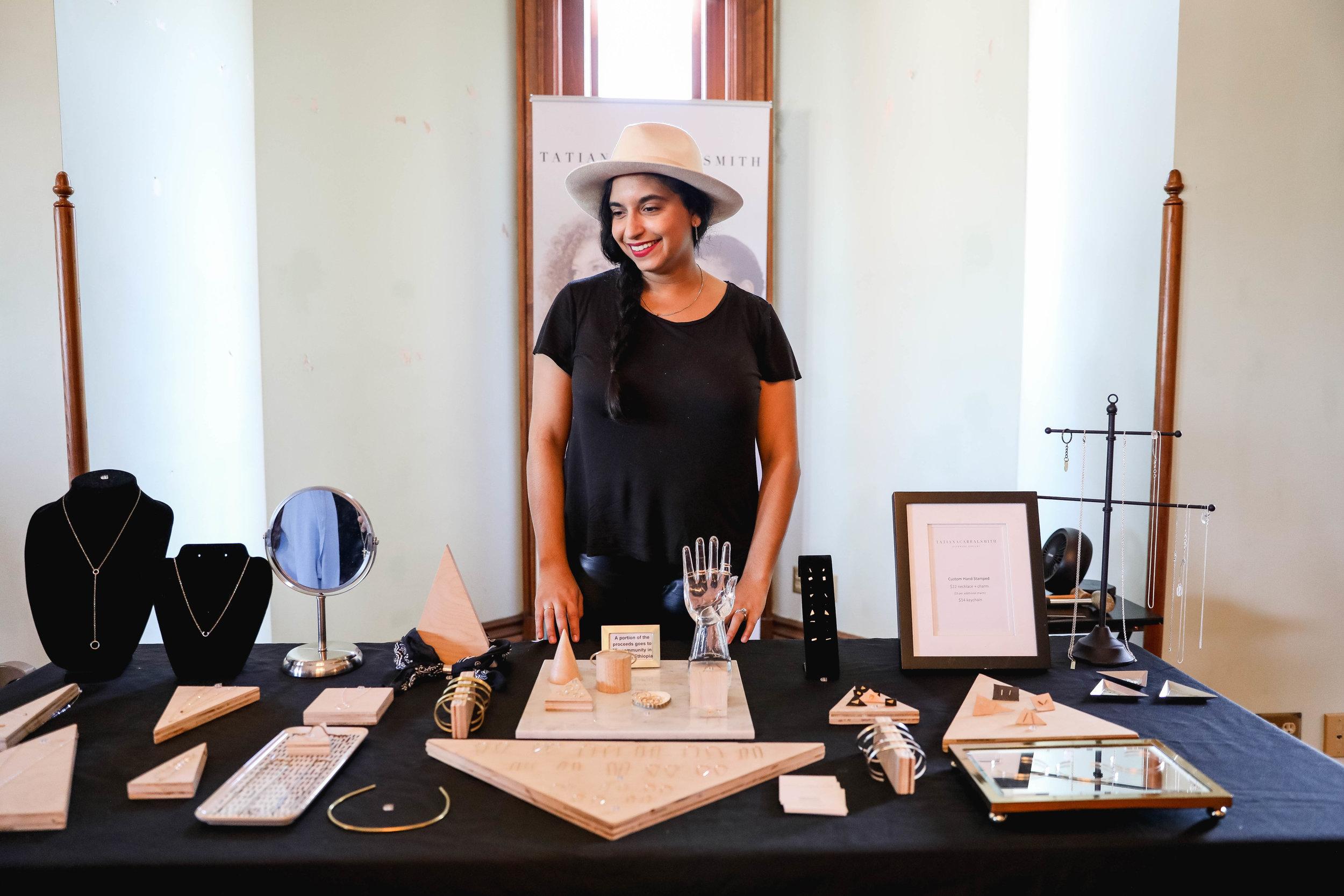 Tatiana Cabral Smith : Handmade Jewelry