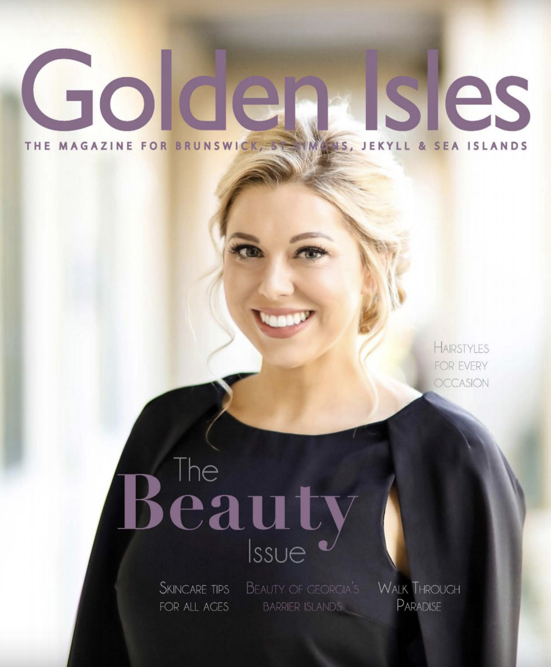 Golden Isles Magazine March/April 2018 Issue Cover