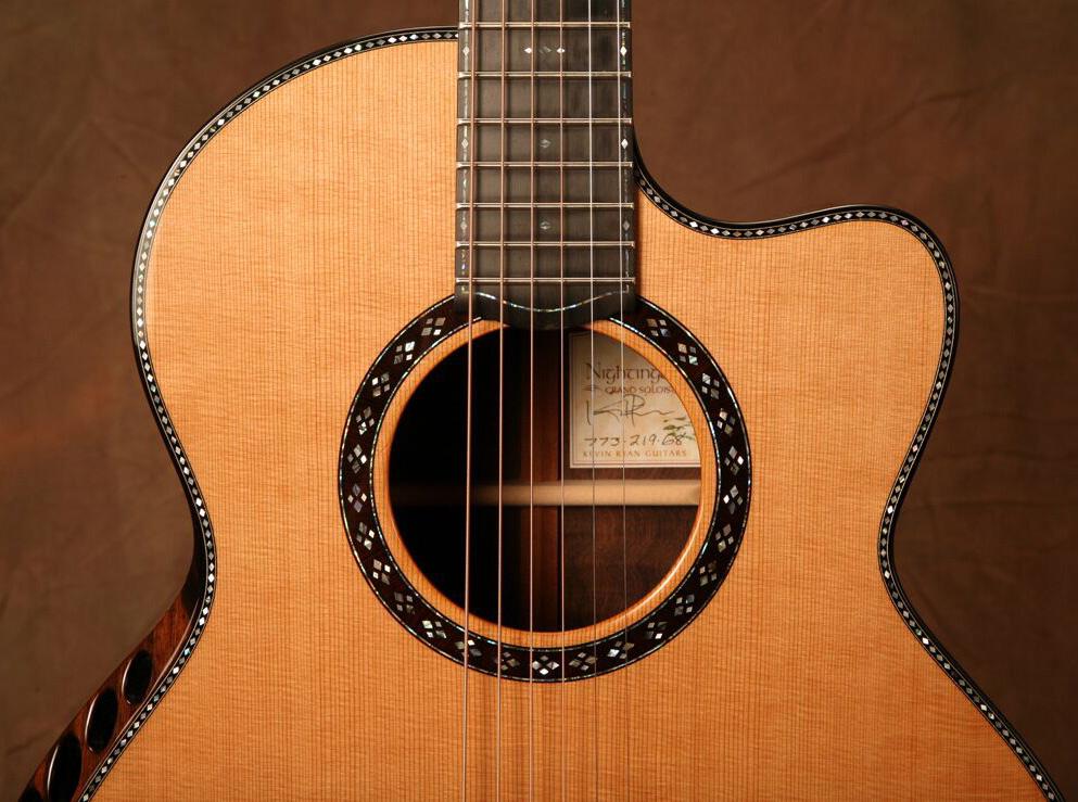 Signature Series Guitars -