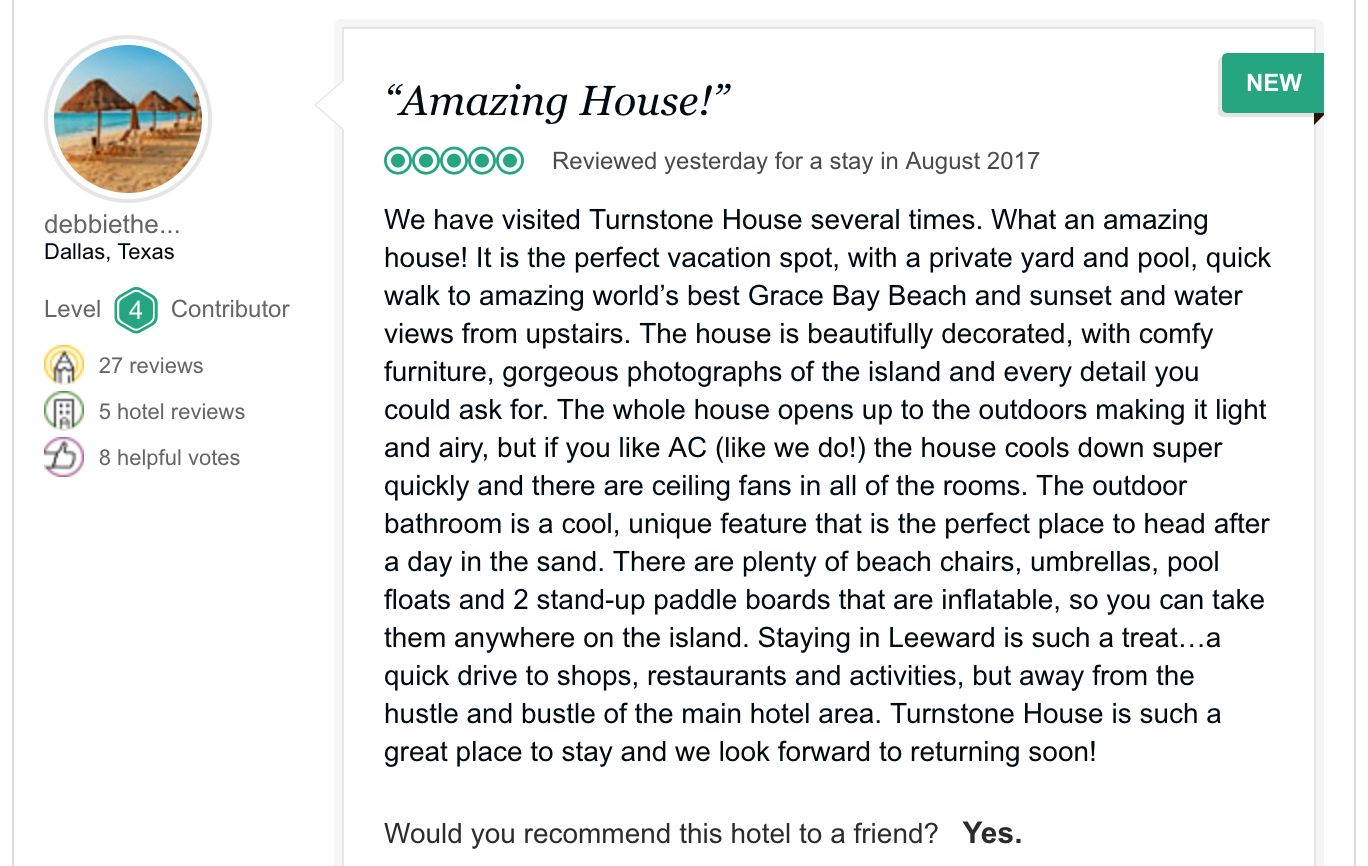 click here to see on trip advisor