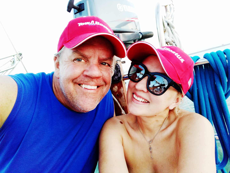 Capt. Gregg & Dina Thompson