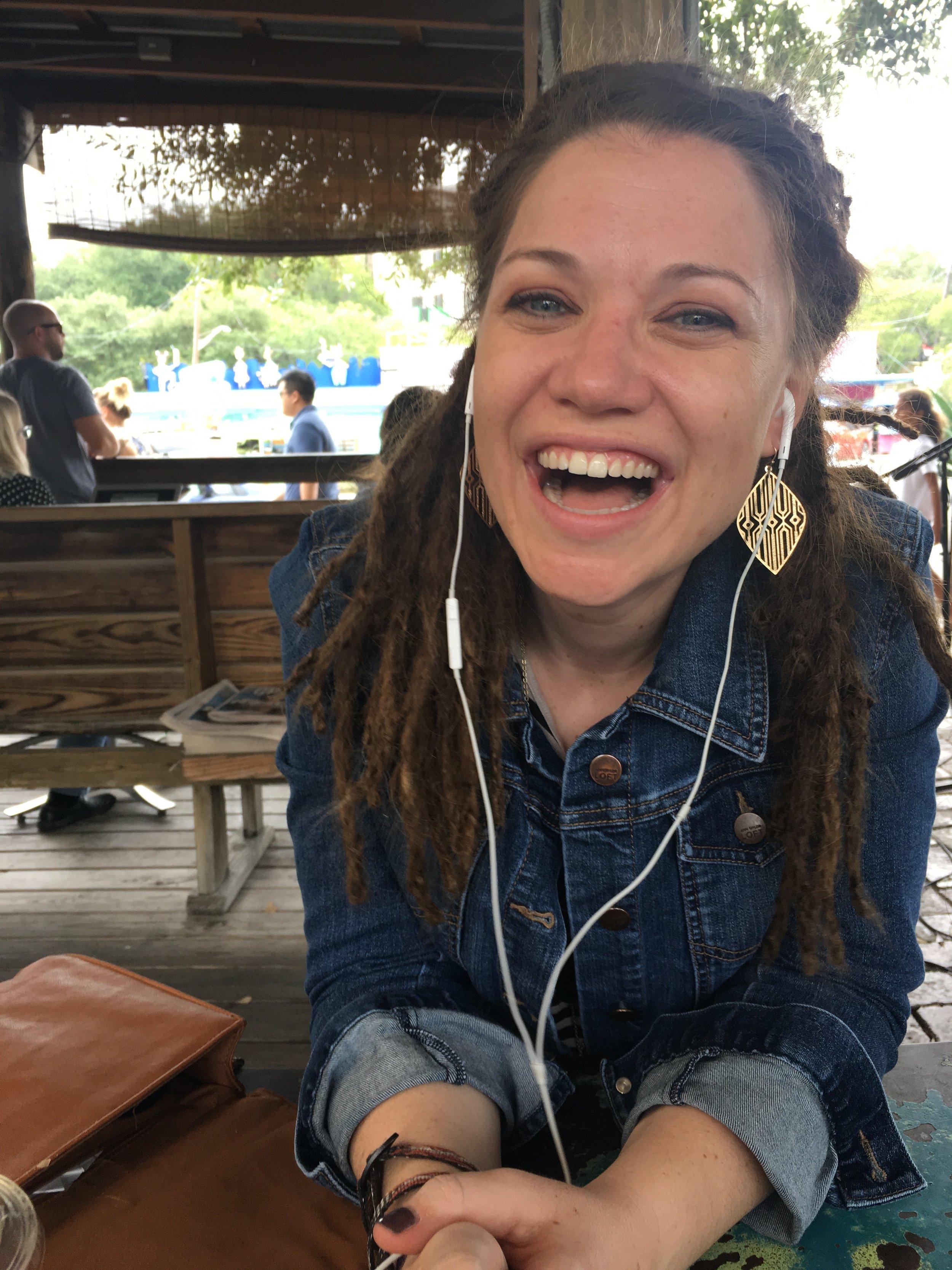 Stephanie Evelyn McKellar <br>Writer and<br>Community Pastor