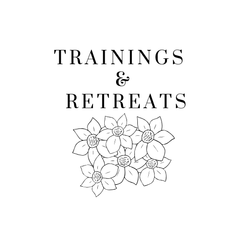 Hire a MWF Staff person for a training, workshop, or retreat.