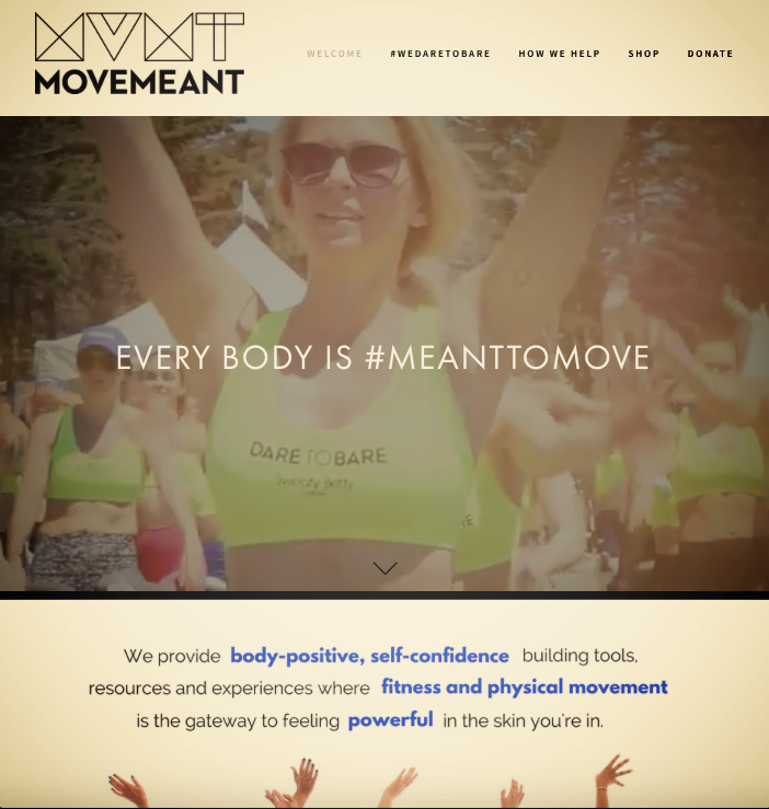 WEBSITE COPY,  MOVEMEANT FOUNDATION                                read full site