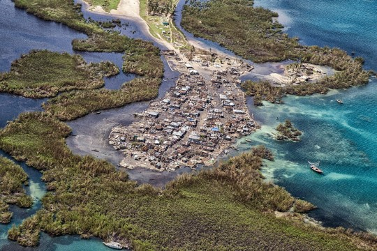 For Small Islands Developing States like Haiti, the Ocean Conference and the blue economy can contribute to addressing some of the concerns associated with economic and environmental vulnerability. Photo: UN MINUSTAH