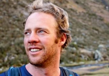 """Urban Ocean Champion Award""  Murray Fisher, Founder Billion Oyster Project"