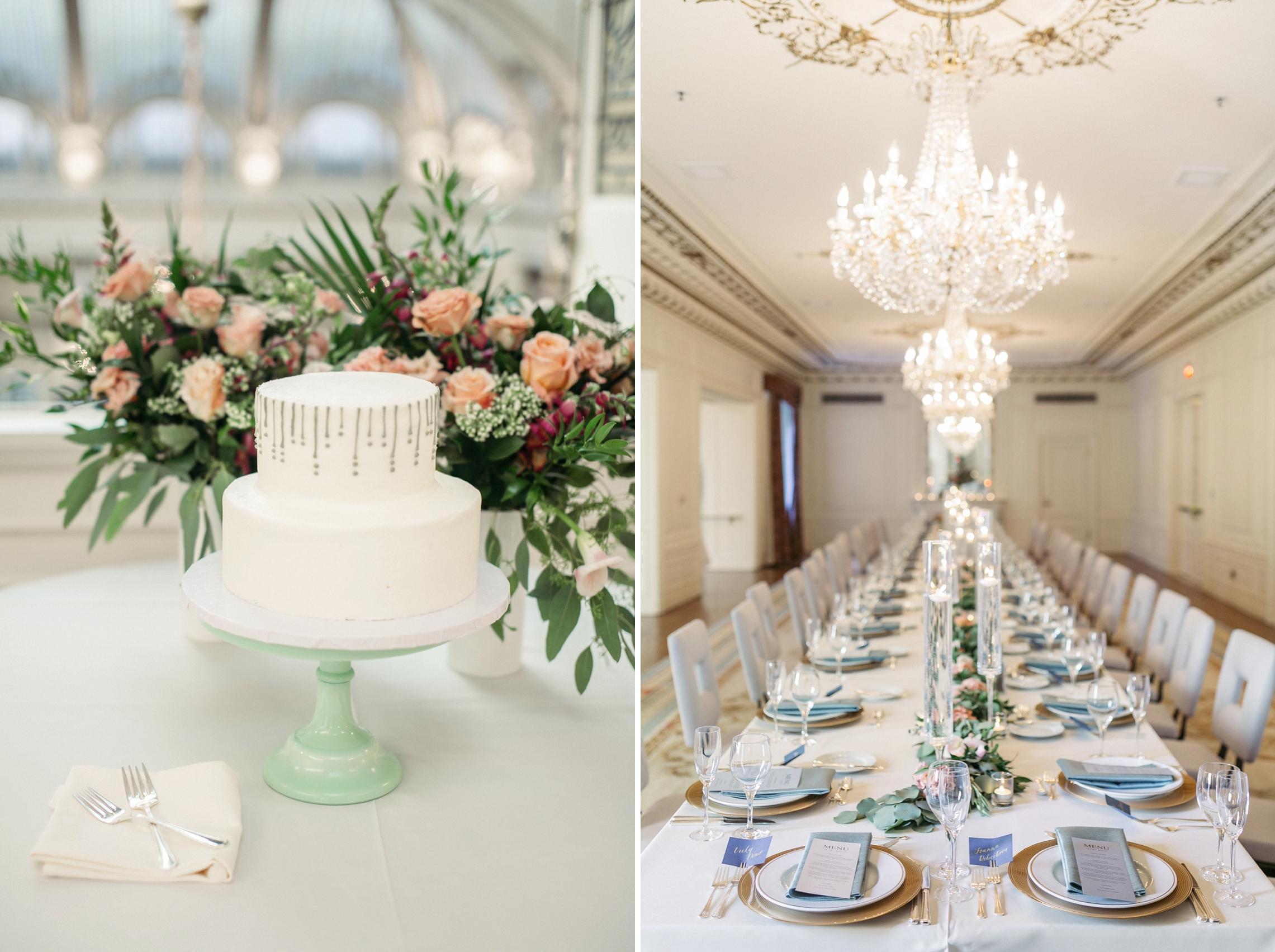 San Francisco Palace Hotel Wedding