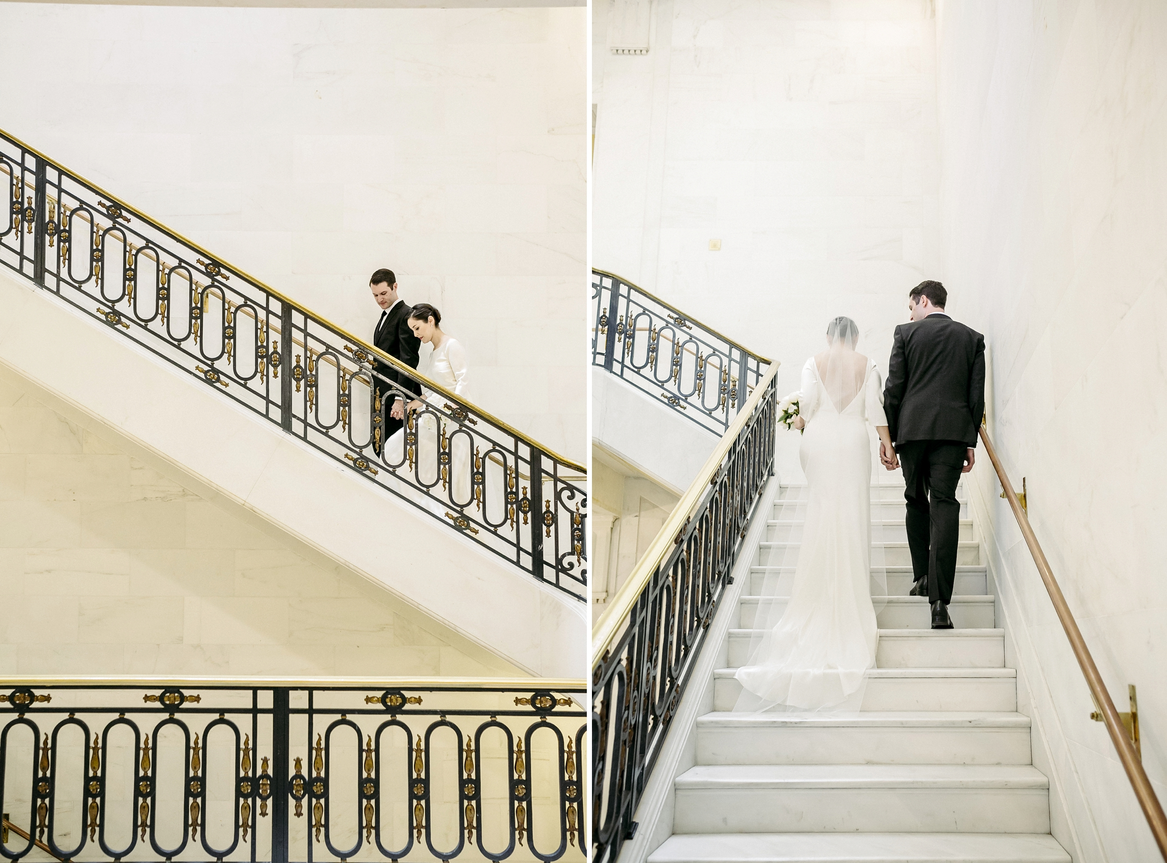 SF City Hall Embarcadero Wedding