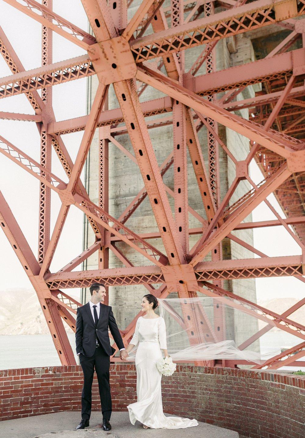 A+C SF CITY HALL WEDDING