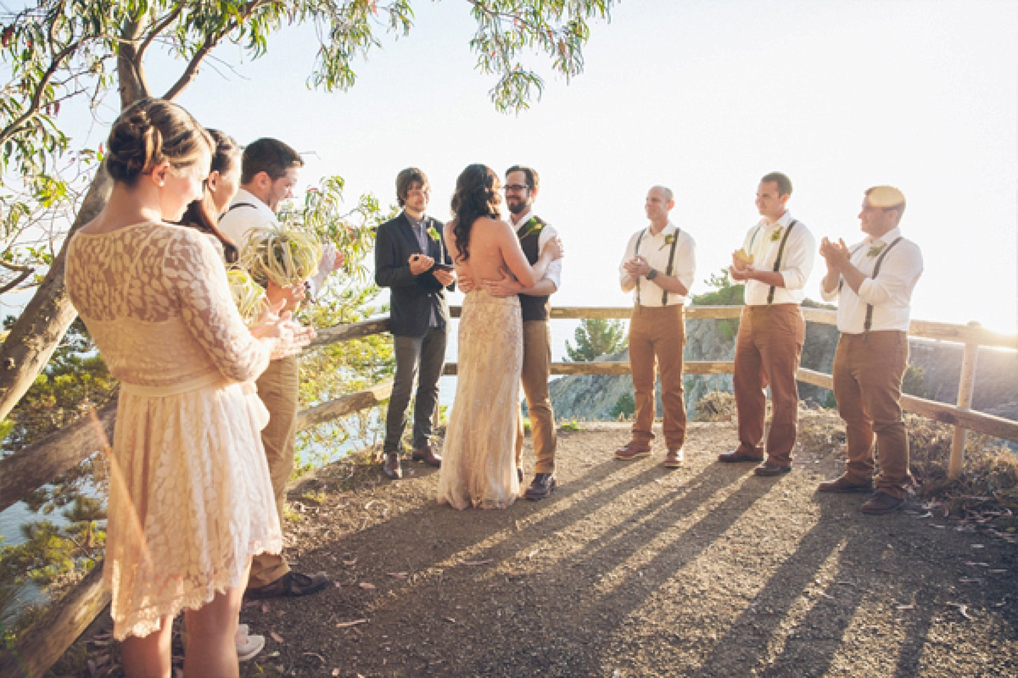 PELICAN INN / MUIR BEACH WEDDING