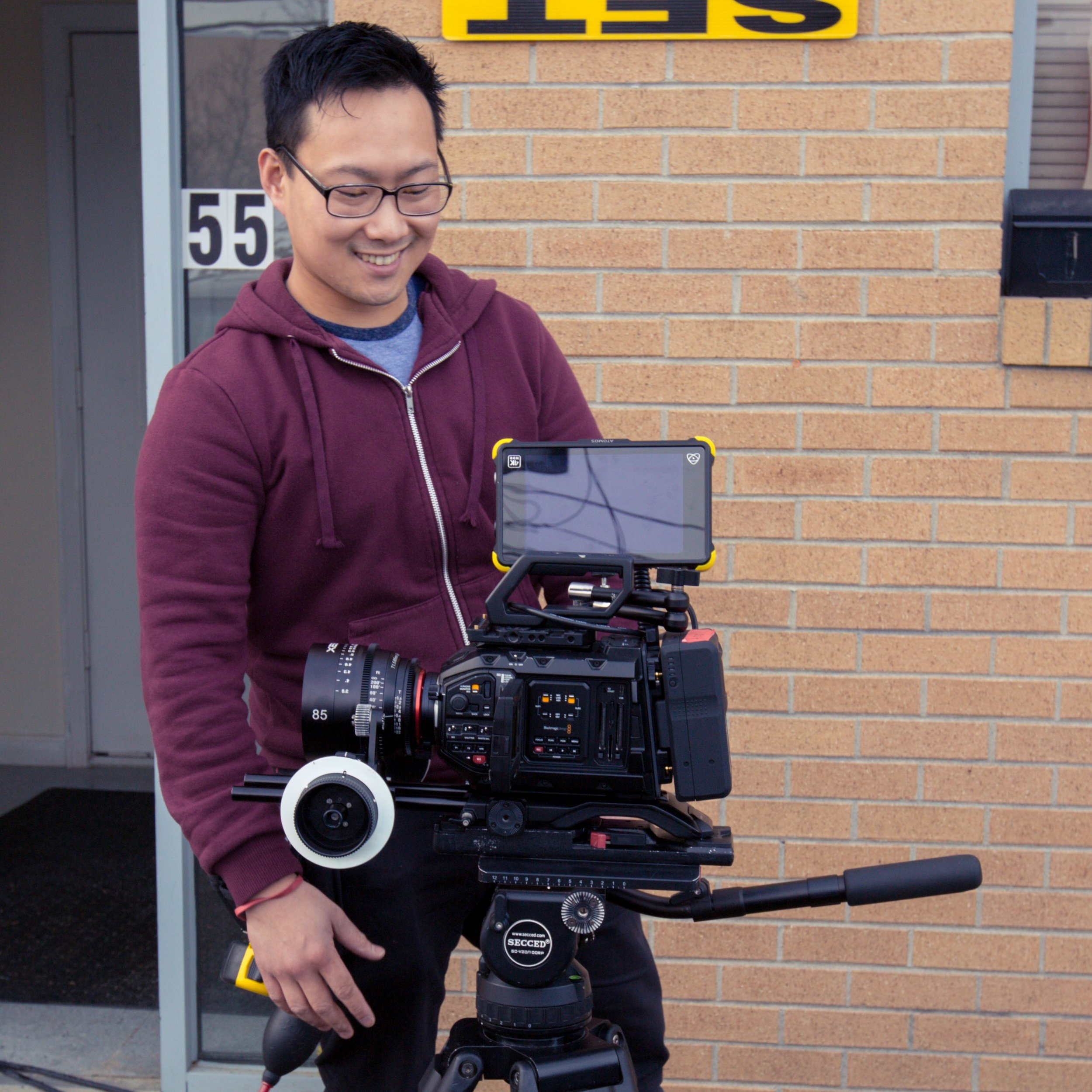 MIKE SUN - Director of Photography
