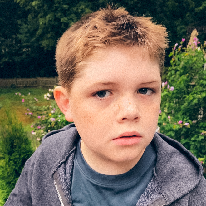 Conor Taft  will be playing THE BOY's BROTHER who ran away during a traumatic event and could be in grave danger.