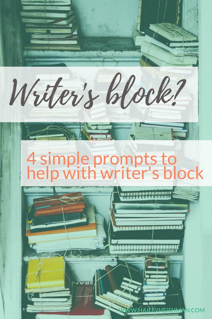 writers block prompts
