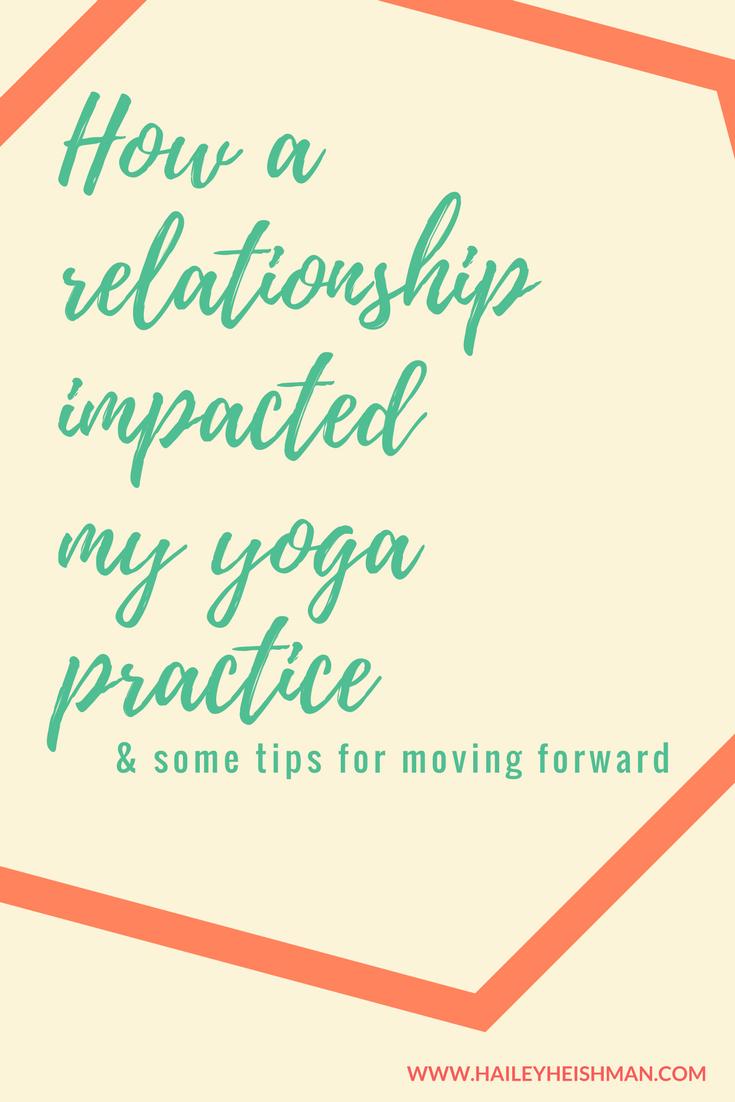 yoga relationship advice
