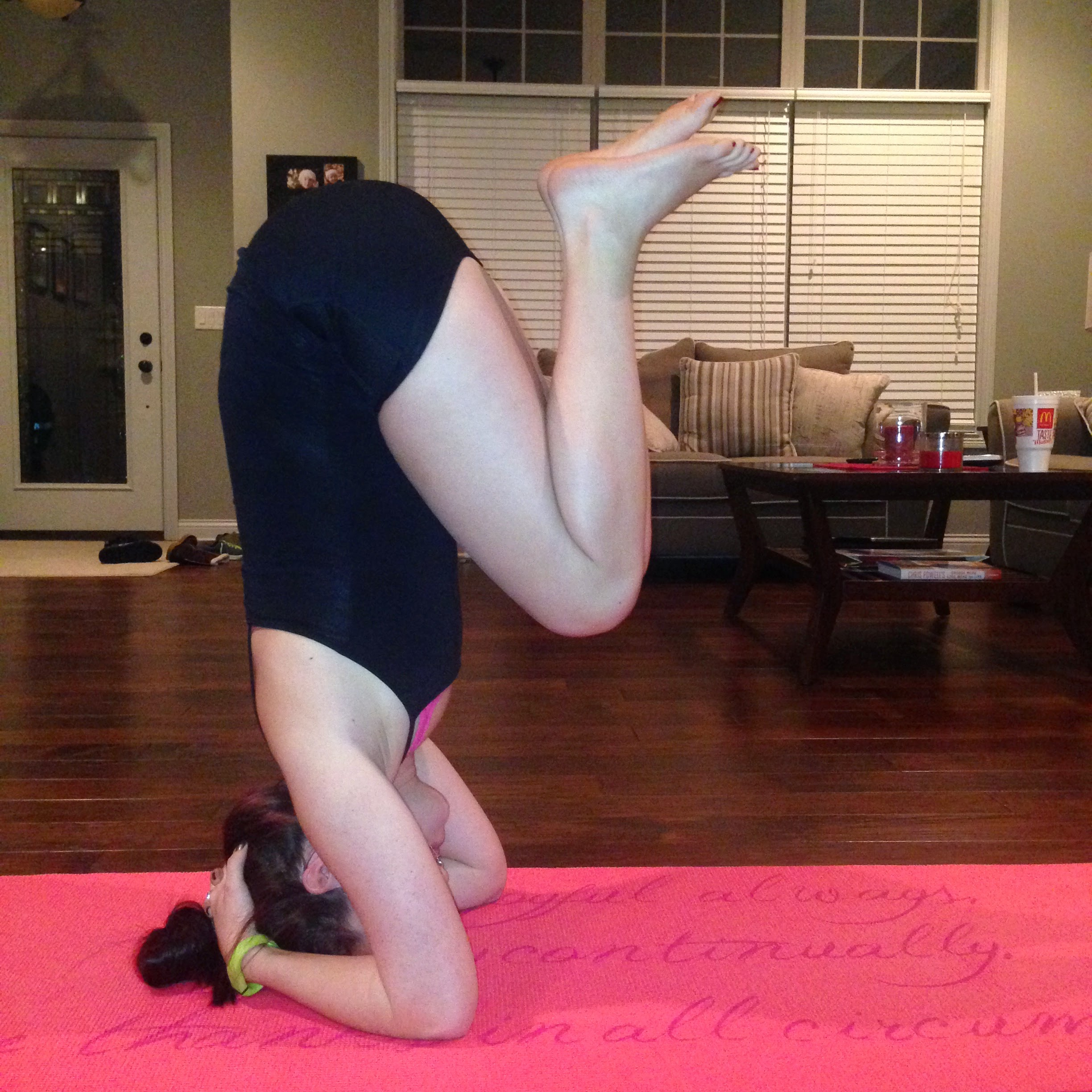 first yoga pic headstand.JPG