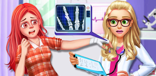 Surgery Doctor Crazy Adventure  The lead doctor of surgery at the best hospital in the world needs your help to get ready treating her patients. Help her prep for surgery in this fun hospital themed game.