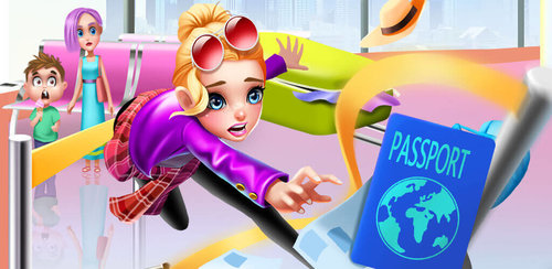 Crazy Trip: Vacation Passport!  Your long-awaited holiday vacation is going to the be the adventure of a lifetime. You're going on a trip around the world and enjoy plenty of mini-games along the way.