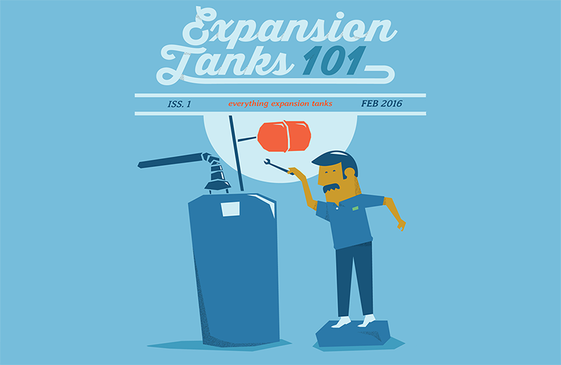 Expansion Tank Hero