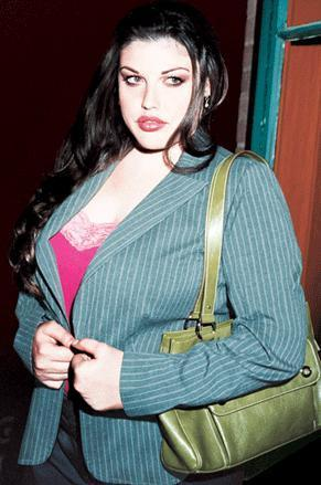 Hot 2004 fashion right there!