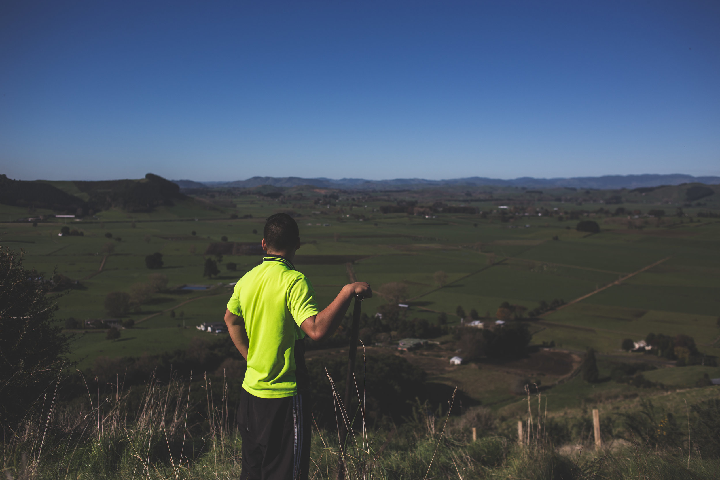 RANGATIRATANGA - SELF-DETERMINED TO TAKE THE LEAD FOR A SUSTAINABLE WORLD