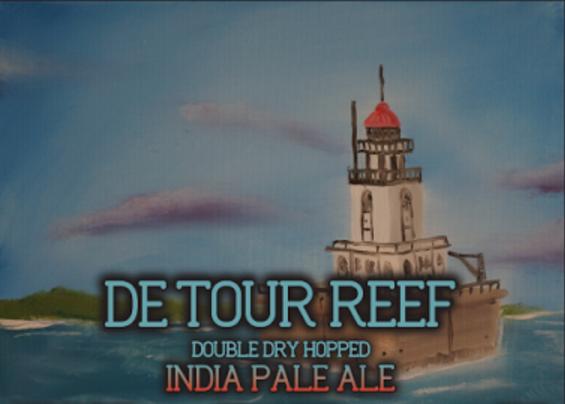 DeTour Reef IPA