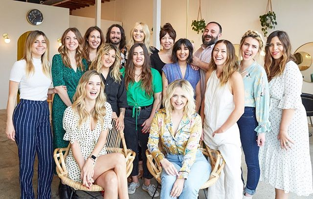 Happy first Birthday to this Harbor Honey crew!! This week marks ONE YEAR since our doors opened for business. We couldn't possibly be more proud of this team of stylist + assistants + receptionist. 🏆Growing together over the last 12 months has been a complete joy and we have all our clients who took a chance on a new salon to thank for it!  Thank YOU from the bottom of our hearts for ✨following ✨liking ✨sharing ✨posting ✨recommending  You guys made us a team and it's been the greatest privilege to share our passion for taking care of you and your hair.  To the beautiful 16 that said YES to a new adventure with a new salon and salon owner hoping to dig deep roots in our city, you've made this effort a success. Happy first year, we're just getting started. ✨❤️