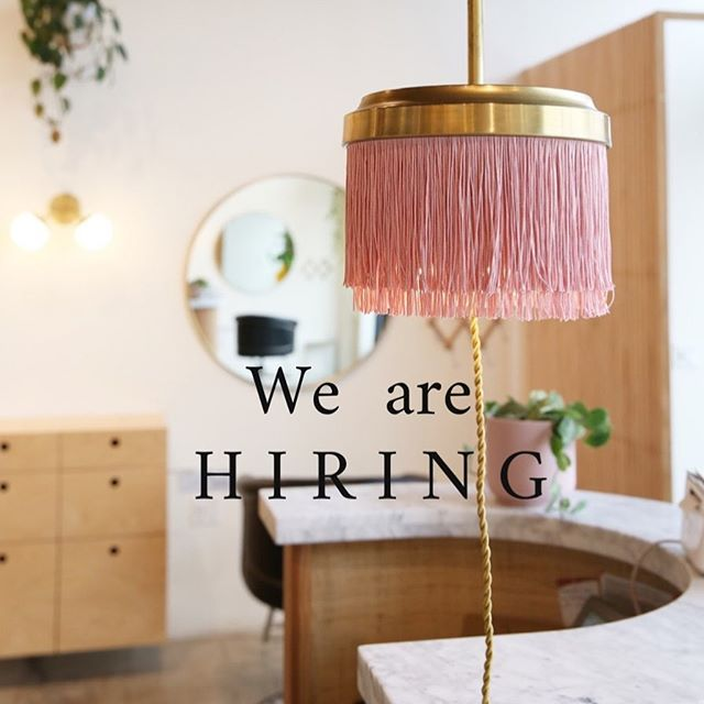 We are hiring! We are looking for a part time receptionist to join our fantastic team at The Harbor.  We love our clients here, and the receptionist position is fit for someone that embodies just that! If you are a team player who thrives in acts of service, this role is for you.  As a receptionist here, you have opportunities to come along side our stylists and serve our clients from the beginning to the end of their time at our salon. Our receptionist team works behind the scenes accommodating scheduling, administrative tasks, and has a great attention to detail.  We want to meet all y'all out there who love The Harbor, love people and want to grow in our community!  Follow the link in bio to the work with us page!