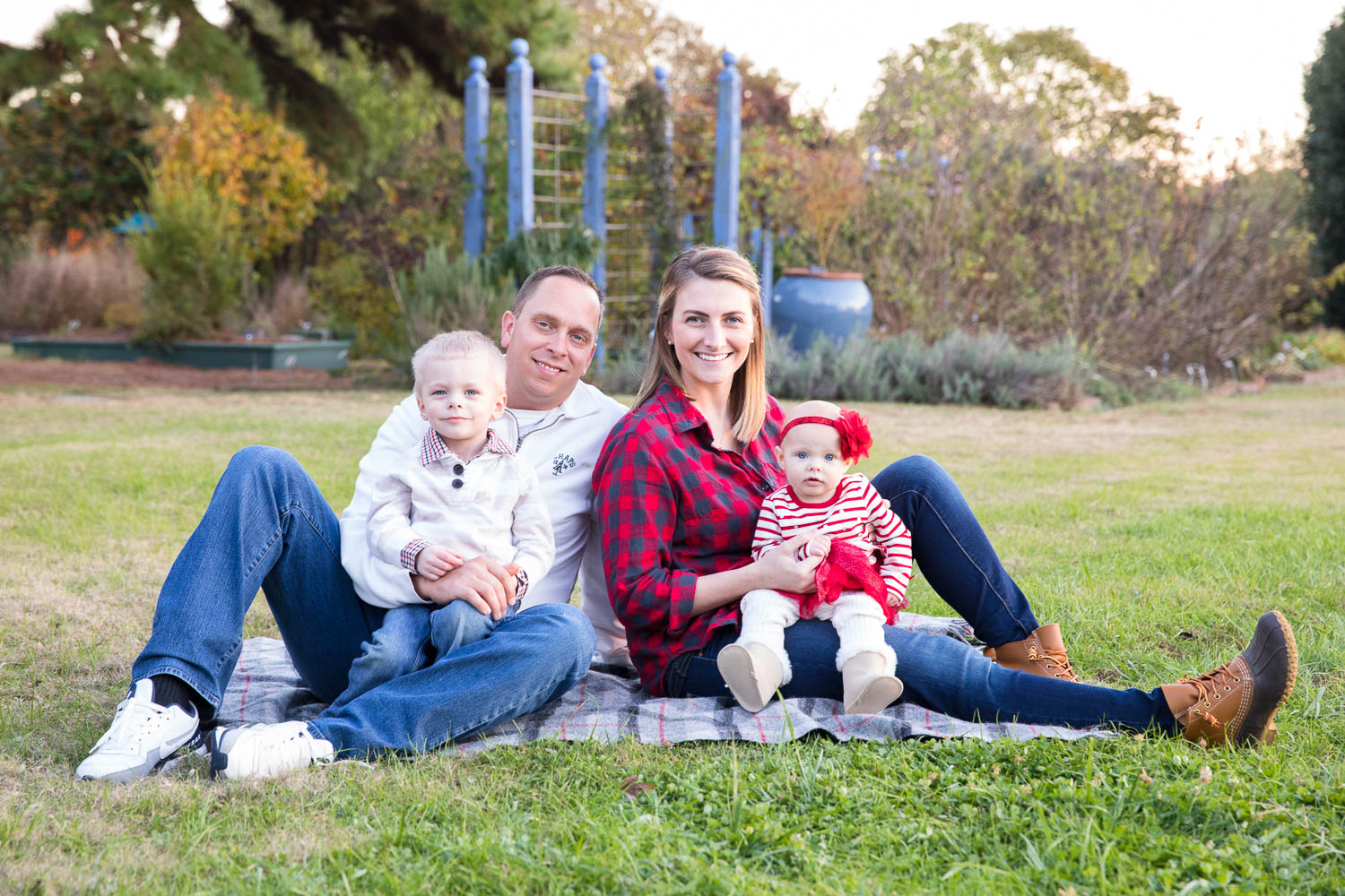 Happy Holidays! - From the Spurling family