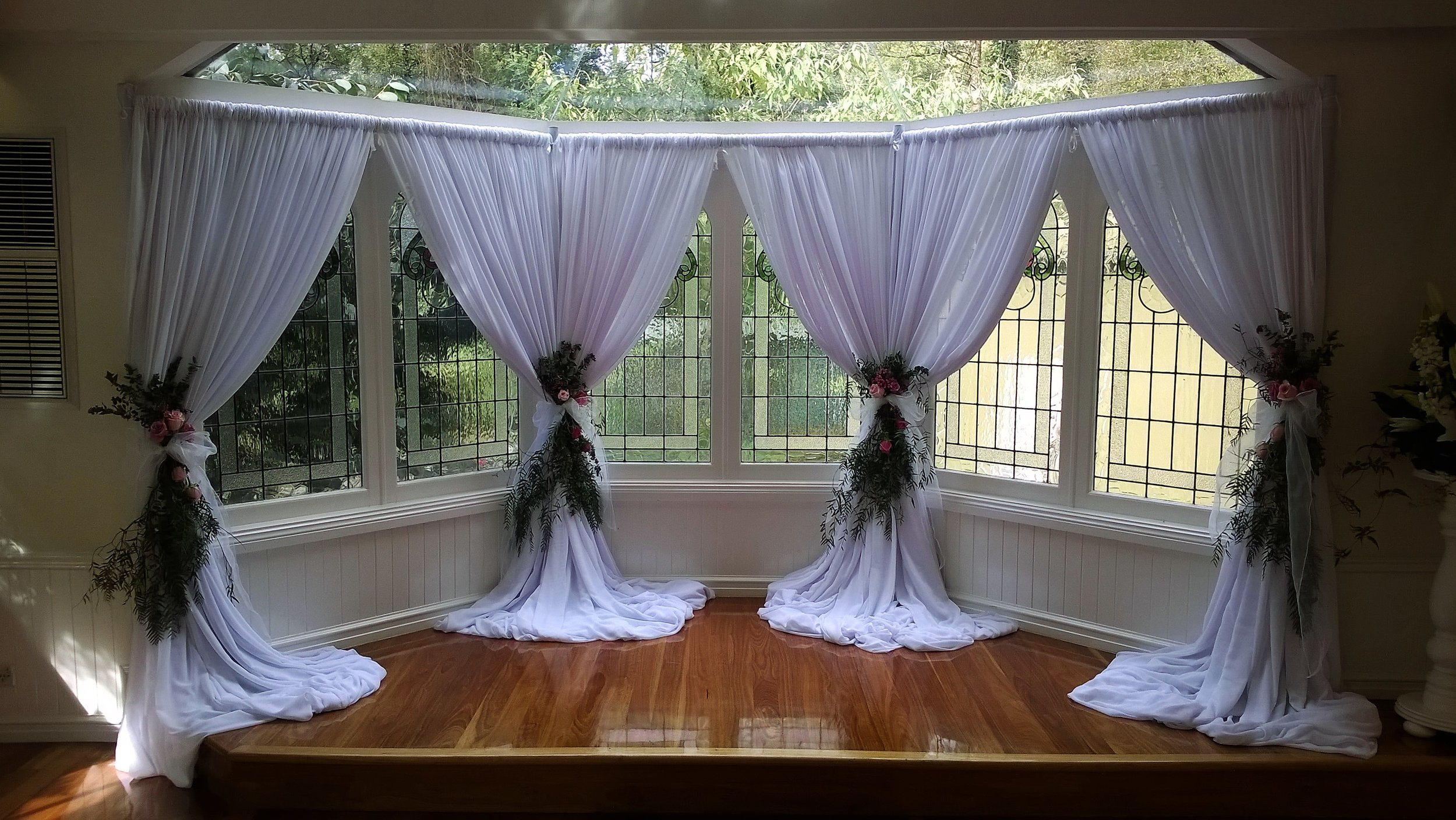 Winter wedding - Lyrebird Falls August 2016